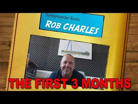 Sandgrounder Radio 3 Months