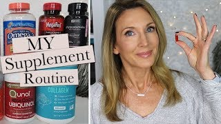 My Supplement Routine | Skin, Beauty, Health