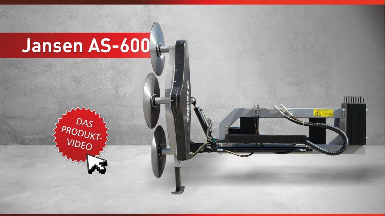 asts ge jansen as 600 hochentaster hydraulisch f r. Black Bedroom Furniture Sets. Home Design Ideas