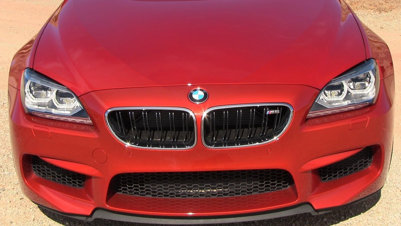 2013 Bmw M6 Coupe Mile High 0 60 Mph Performance Test Youtube