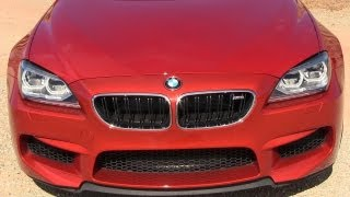 2013 BMW M6 Coupe Mile High 0-60 MPH Performance test