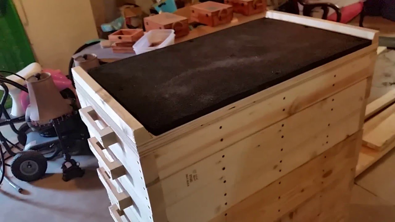 How To Build Jerk Boxes Youtube