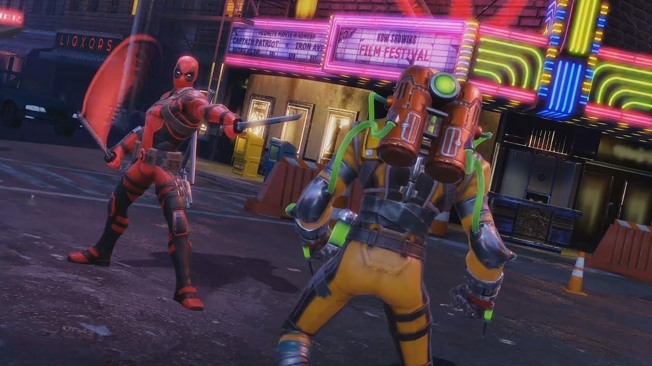 Deadpool Takes Over Marvel Strike Force - MMORPG com