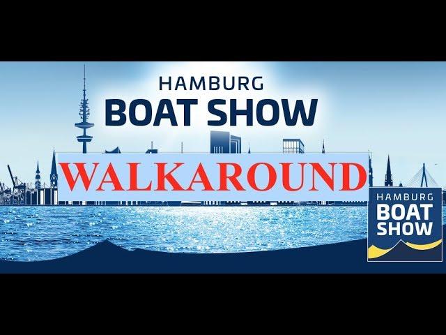 Hamburg Boat Show I