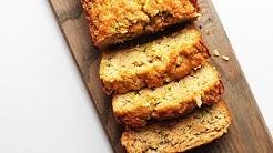 Keto Zucchini Bread using Almond Flour