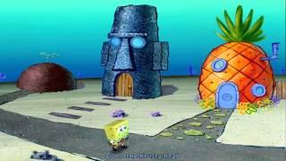 Spongebob Squarepants: The movie game walkthrough PC Part 1