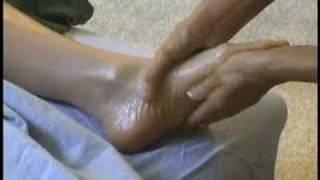 Lita Relaxing Voice ASMR Massage Instruction - Foot Reflexology/Foot Massage - Massageclips