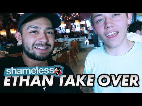 Chaz Ortiz: SLS  Ethan Shameless Takeover