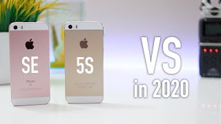 iPhone 5S VS iPhone SE in 2017 - Worth the Upgrade?
