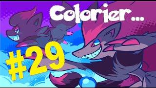 Tuto #29 : Colorier... Zorua et Zoroark!
