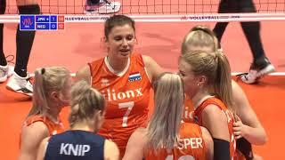 Japan - Nederland (3-0), de samenvatting van Ziggo Sport