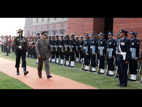 Kyrgyz Armed Forces Chief Gen Raimberdi On India Visit | Will India Join The Great Power Game?