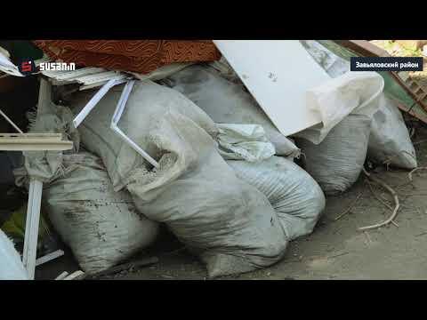 Несанкционированные свалки в Удмуртии