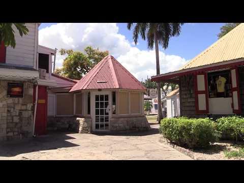 St  John's , Antigua 2017