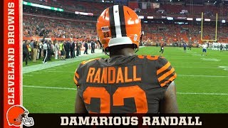 Damarious Randall, the Guardian Angel in the Secondary | Cleveland Browns