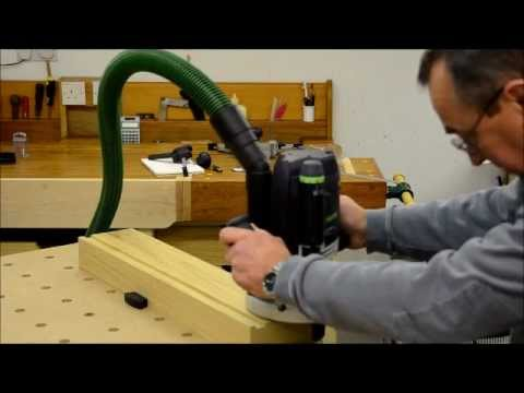 Festool OF 2200 Router Overview