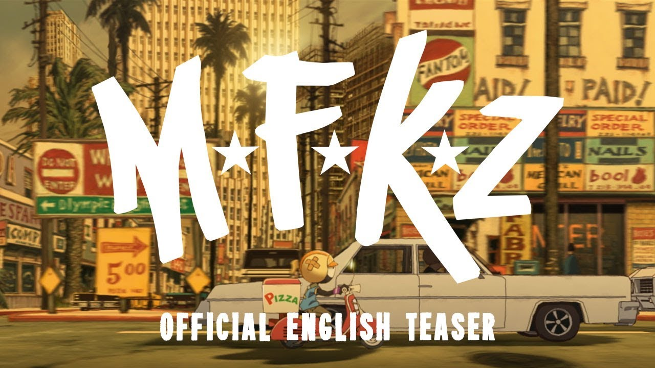 GKIDS Unveils US Trailer, Dub Cast for 'MFKZ' | Animation Magazine