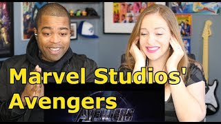 Marvel Studios' Avengers Endgame - Official Trailer (REACTION 🔥)
