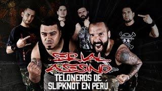Serial Asesino - Slipknot en Lima
