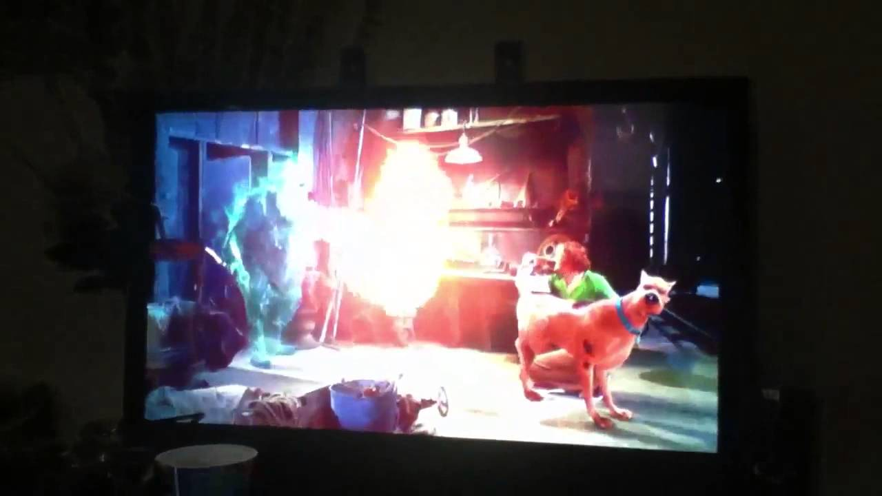 Scooby Doo 2 Fart Scene Youtube