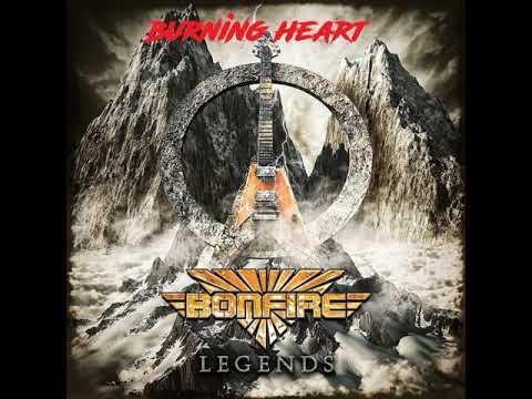 Bonfire - Burning Heart (Cover)