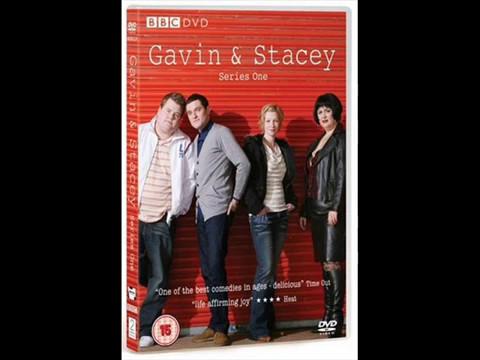 Gavin & Stacey: Series 1 (Main Menu)