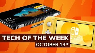 Nintendo Switch Lite and Dell XPS 13 2-in-1 | Tech of the Week Ep. 50 | Trusted Reviews
