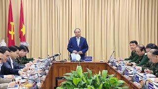 Thủ tướng làm việc với Ban Quản lý Lăng, kiểm tra công tác bảo dưỡng,tu bổ định kỳ Lăng Chủ tịch HCM