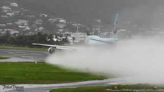 Very Wet Boeing 747