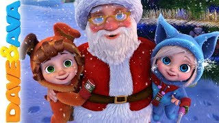 🎄Christmas Songs and Nursery Rhymes | Dave and Ava Christ...