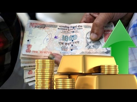 India Currency Ban - Gold Doubles In Price