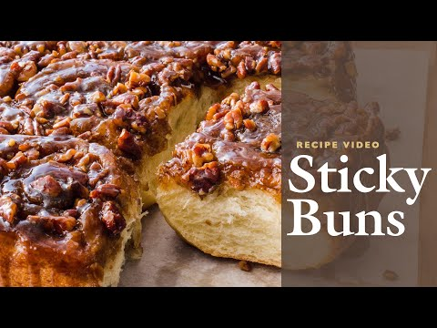 how-to-make-sticky-buns-with-cook's-illustrated-editor-andrea-geary