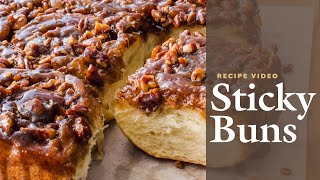 How to Make Sticky Buns with Cook's Illustrated Editor Andrea Geary