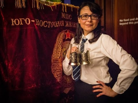 The Mysterious Russian Soul: Trains, Tea and Vodka Toasts