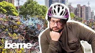 The bicycle revolution is driving people crazy