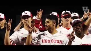 Houston Baseball vs Arizona Highlight
