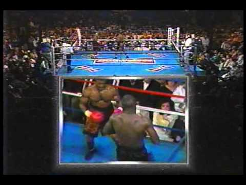 James Toney vs Ricky Thomas Part 2