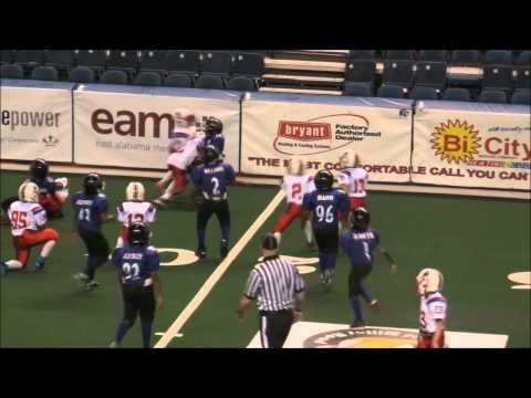 2013 West Georgia Patriots vs  Columbus Ravens (7&8) Game 2 (060813)