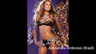 Victoria's Secret Models (part 1) ニーナアグダル 検索動画 26
