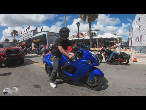 Biketoberfest 2018 - Daytona Beach Florida
