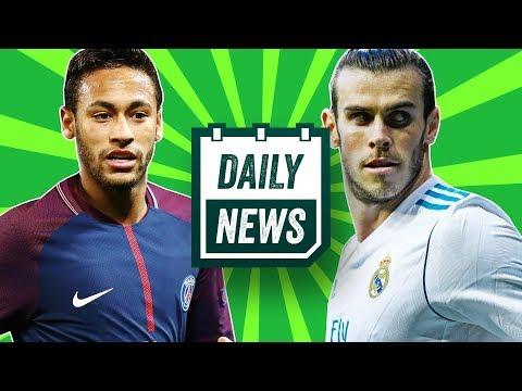 TRANSFER NEWS: Bale to Man United, Rashford to Real Madrid, Zlatan on Jimmy Kimmel ► Daily News