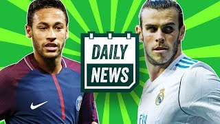 TRANSFER NEWS: Bale to Man United, Rashford to Real Madrid, Zlatan on Jimmy Kimmel ► Daily News