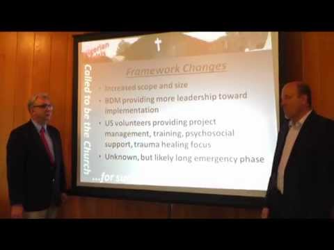 EYN Presentation - October 2014