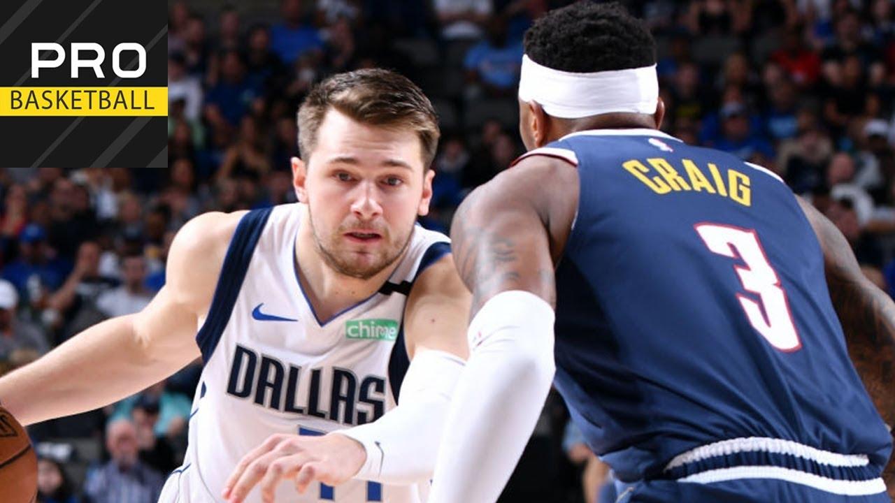 Dallas Mavericks vs Denver Nuggets   Mar. 11, 2019   2019-20 NBA Season   Обзор матча