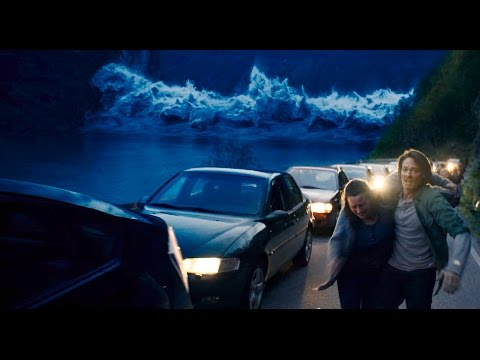 Exclusive 'The Wave' Clip: Town of Geiranger is on Red Alert in Norwegian Disaster Movie