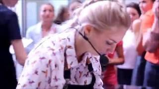 Чемпионат Латте арт 2016  - Бондаренко Марина