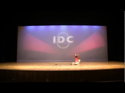 Jazz Solo Dance