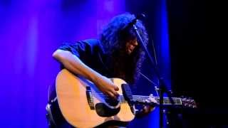 Led Zeppelin Dazed and confused solo live acoustic  A.D. Magatelli
