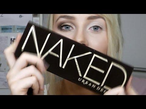 Naked Palette tutorial