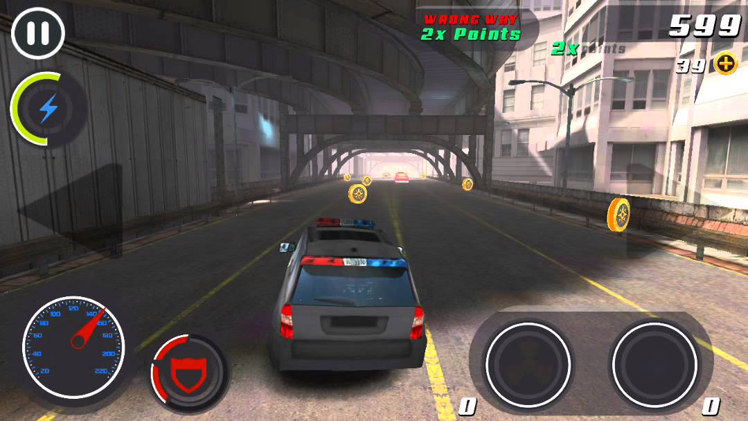 Police Racing Games For Kids